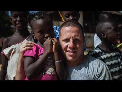 Gambia School build 2015