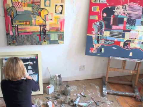 Anna Hymas Painting