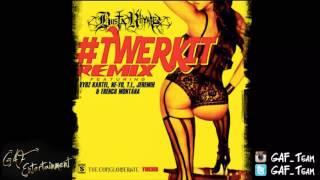 Busta Rhymes x Vybz Kartel - Twerk It (Remix) ft. Ne-Yo, T I, Jeremih & French Montana