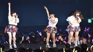 6月に沖縄で行われた『第9回AKB48選抜総選挙』で17~80位にランクインし...