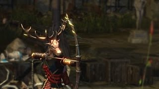 Path of Exile: Stag Hood Helmet