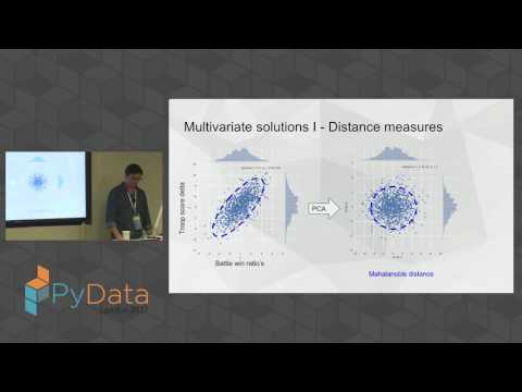 Andrew Patterson - Outlier detection methods for detecting cheaters in mobile gaming