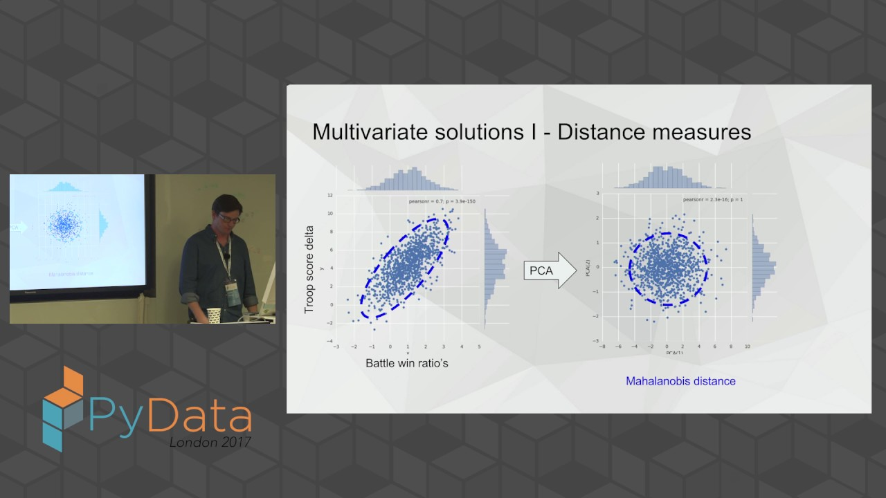 PyVideo org · Outlier detection methods for detecting