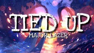 Major Lazer Tied Up Lyrics Lyric Feat. Mr. EAZI, RAYE.mp3