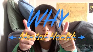 Why? | Mental Health Nursing