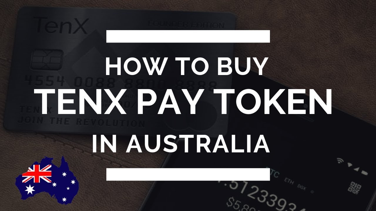 tenx pay cryptocurrency price