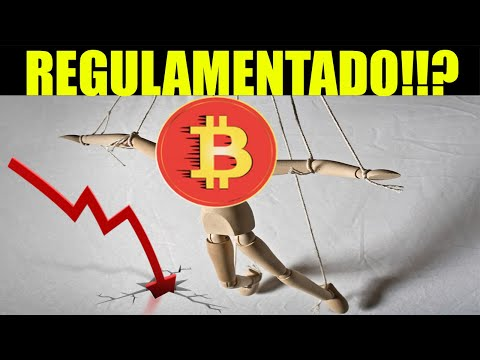 Bitcoin SOBE Ou DESCE? Bitcoin Poderá Ser Regulamentado No Brasil!