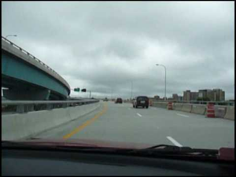 Iway Providence RI to 95 South