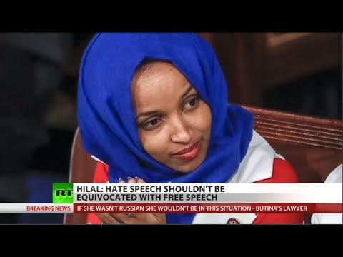 Race in America: Outrage over Trump's Omar tweet