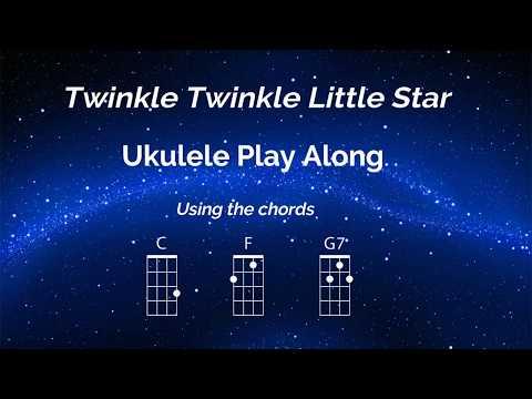Twinkle Twinkle Ukulele Play Along