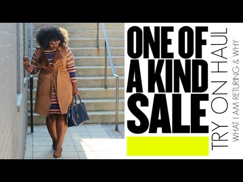 FALL TRY ON CLOTHING HAUL I NORDSTROM ANNIVERSARY SALE I PLUS SIZE CURVY FASHION