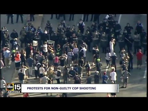LIVE: NOT GUILTY! St. Louis protests over non-guilty cop shooting verdict