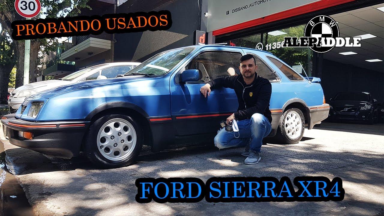 Download Cumpli mi sueño !! - Ford Sierra Xr4 #Alepaddle