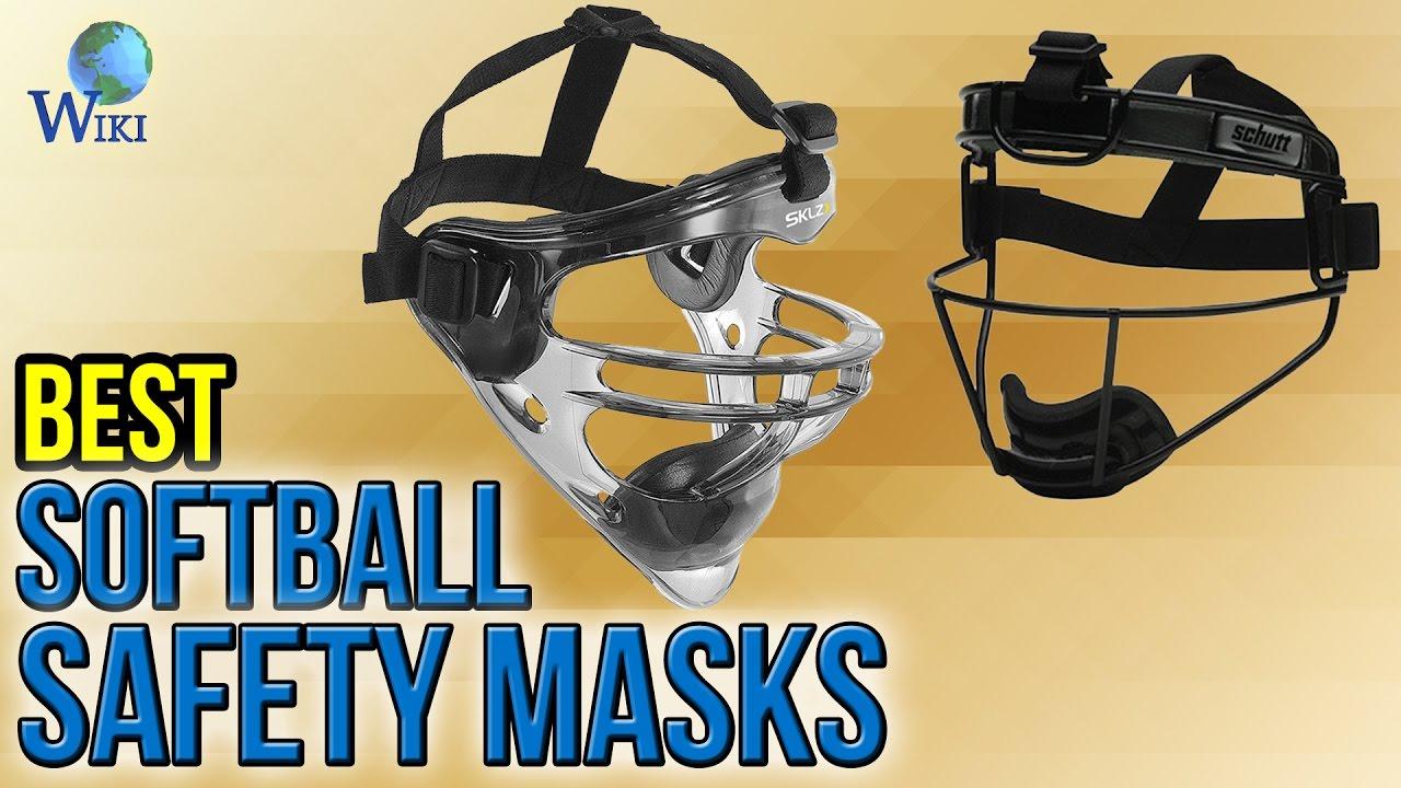 6 Best Softball Safety Masks 2017 - YouTube a19d6bc7b8