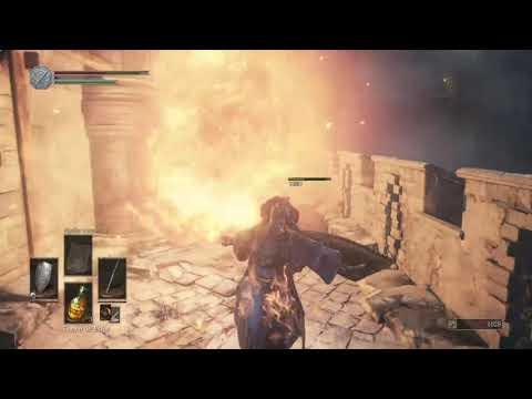Dark Souls 3 - Progressão em 26/04