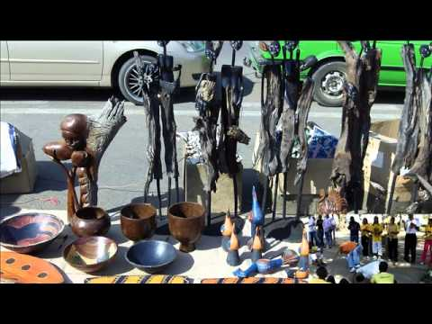 African Souvenirs - Mozambique, Maputo