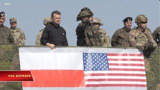 NATO theo dõi sát sao bầu cử Mỹ giữa những ràng buộc căng thẳng xuyên Đại Tây Dương (VOA)