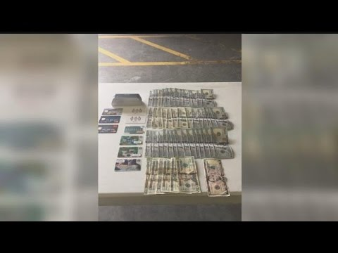 Credit card scammer arrested thanks to traffic stop in Lee Co.