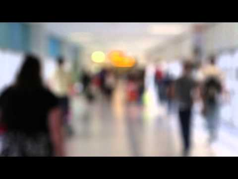 People walking at the airport free stock Footage 1080p HD