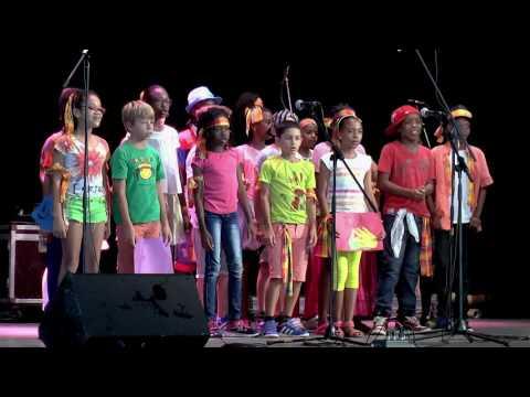 La Fabrique à Chansons présente « Unissons Nous », école Marie Thérèse Gertrude