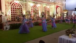 Tari Bedana Kreasi SMK Negeri 1 Bandar Lampung