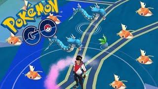 double gyarados 800x magikarp candy   pokemon go   the most crazy evolution ever