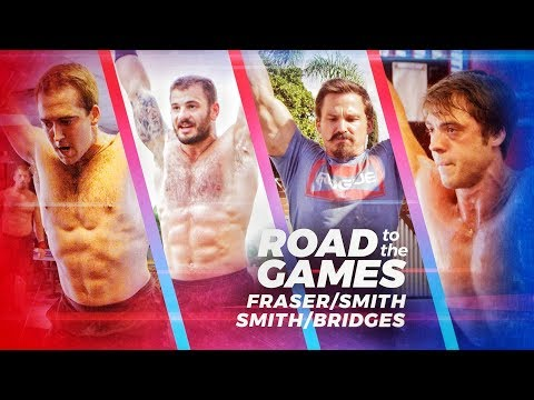Road to the Games 17.06: Bridges/Fraser/Smith Brothers
