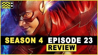 The Flash Season 4 Episodes 23 Review & Reaction | AfterBuzz TV