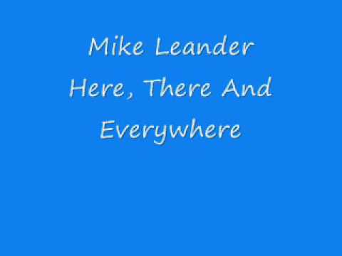 Mike Leander - Here, There And Everywhere