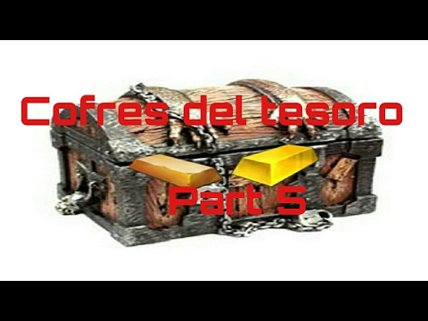 Cofres Tesoros Part 5 Order & Chaos 2