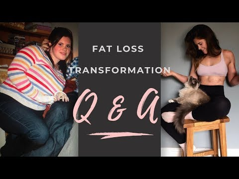Weight Loss Q&A: Motivation, Mindset, Nutrition, Loose Skin