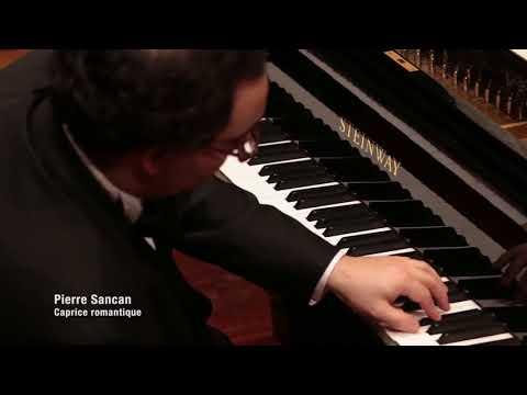 Pierre Sancan : Caprice Romantique, For The Left Hand Alone- Dubé (P)