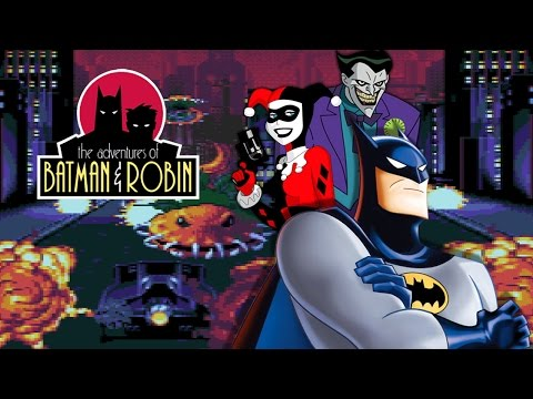 The Adventures of Batman & Robin: The Lost Sega CD Episode