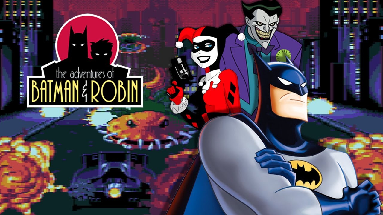 The Adventures Of Batman Robin The Lost Sega Cd Episode Youtube