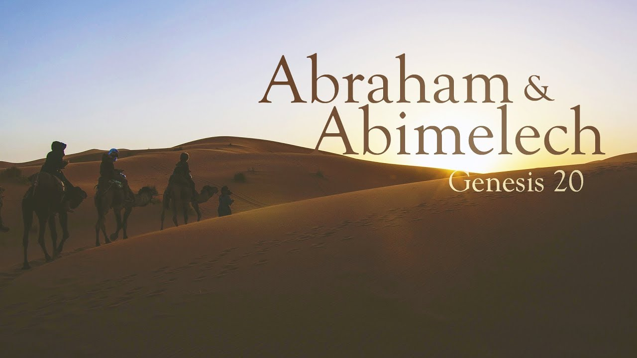 Abraham and Abimelech (Genesis 20) - YouTube