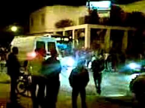choha police hay moulay ismail..salè