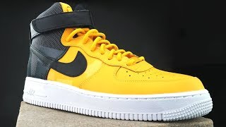 Nike Air Force 1 High LV8 Review & Wear Test