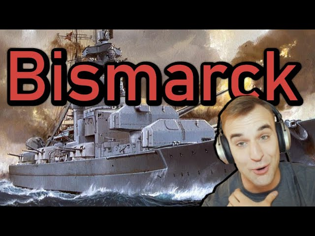 Estonian Soldier reacts to Sinking of the Bismarck