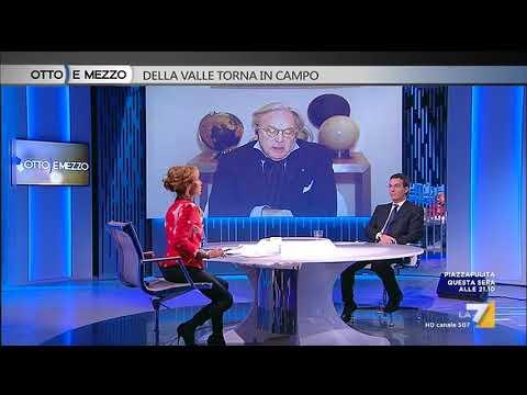 Otto e mezzo - Della Valle torna in campo (Puntata 21/12/2017)