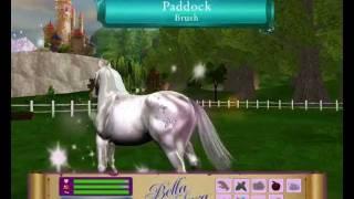 Bella Sara mod - new horse textures!