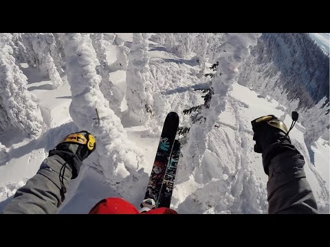 Whitefish Mountain Resort - GoPro Edit