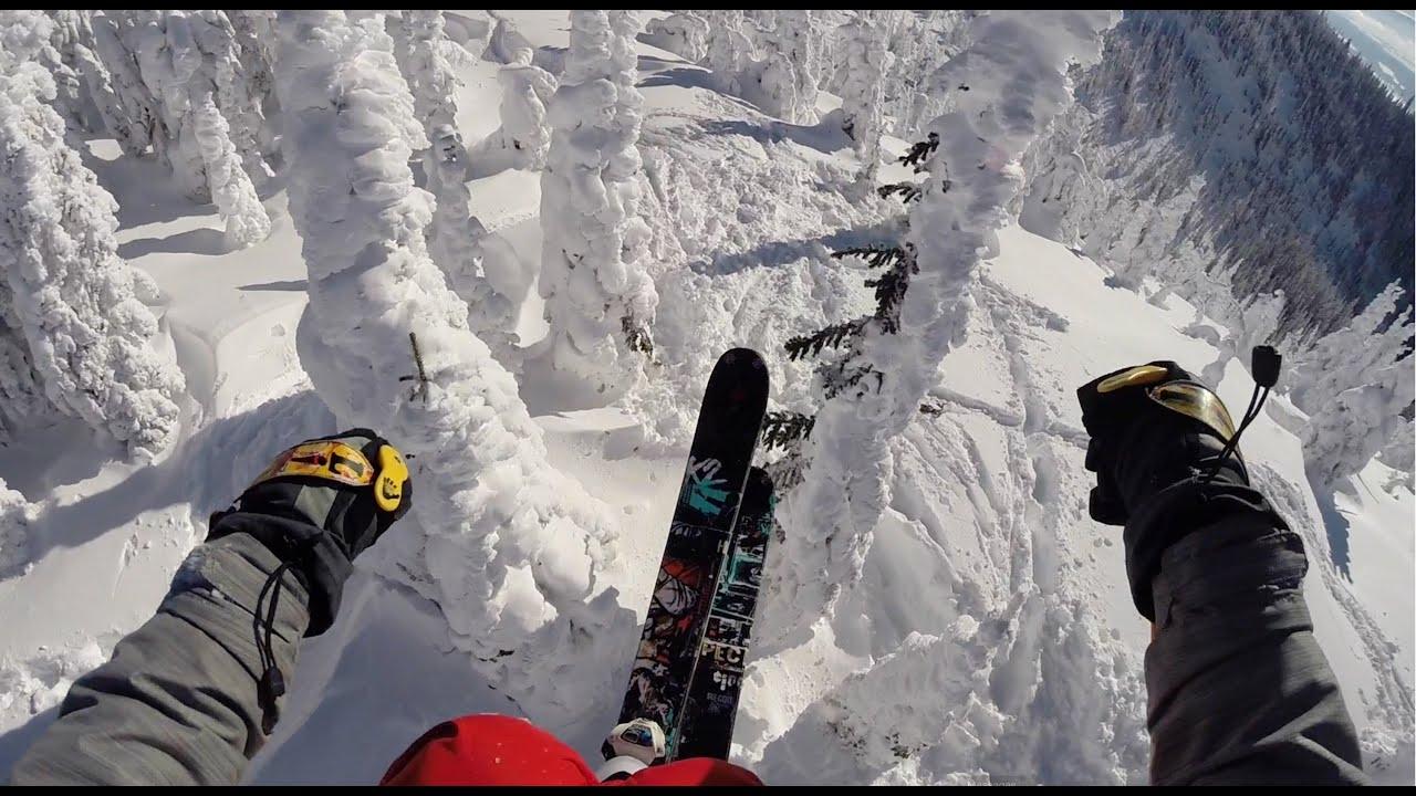 whitefish mountain resort - gopro edit - youtube