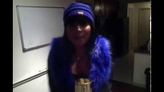 Just Brittany Aka Just Chun Li Covers Zro The Mocity Don Freestyle