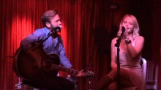 Waylon Payne with Miranda Lambert at Blue Bar
