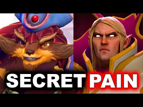 SECRET vs PAIN - PUPPEY vs W33 FIGHT! - ESL HAMBURG 2018 DOTA 2