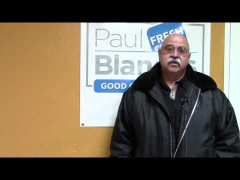 Paul Blanco's, putting people in like new vehicles with their Fresh Start Program
