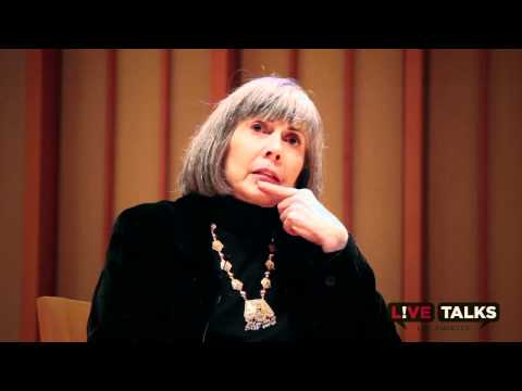 Anne Rice in conversation with Christopher Rice - Audience Q&A part 4/4
