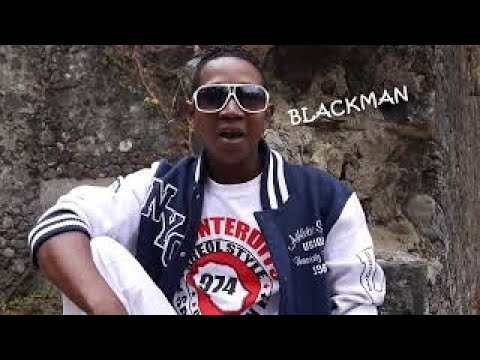 BLACKMAN de AJN (compil Jeunes talents David Louisin )