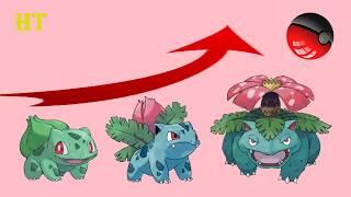 How To Evolve Pokemon -  How to draw  Evolve Pokemon 1 - pokemon grown up