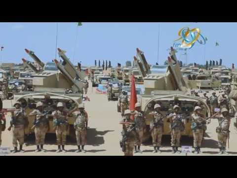 Song From Egyptian Children to our Great Army